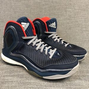 ADIDAS Derrick Rose mens size 12 shoes sneakers